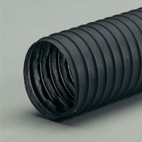 Industrial neoprene coated polyester flex hose