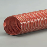 Flex hose for high temperatures