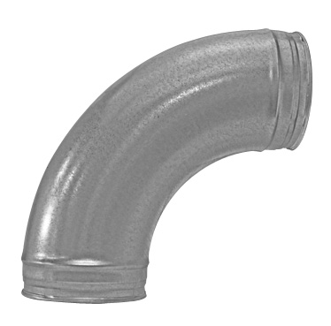 Spiral Pipe Elbows